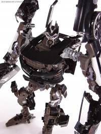 Transformers News: New Toy Galleries: Human Alliance Barricade with Frenzy