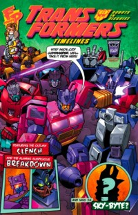 Transformers News: Timelines Issue 5 BotCon Comic Convention Edition