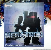 Transformers News: Kids Logic Super Deformed Megatron Announced