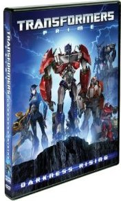 Transformers Prime: Darkness Rising Pre-Order Listed on Amazon.com