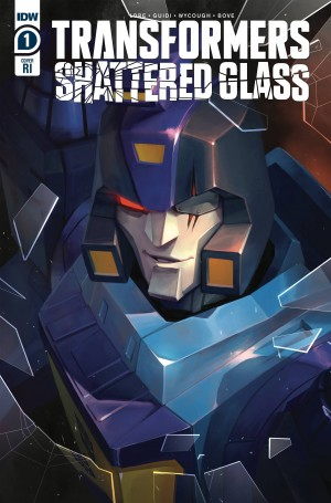 IDW Transformers Comics Solicitations For August 2021