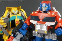 New Galleries: TF Rescue Bots Heatwave, Chase, Blades, Boulder, Optimus Prime, Bumblebee and more!