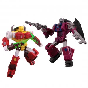 Transformers News: Pre-Order for Transformers Legends Repugnus and Grotusque Now Live at Takaratomymall
