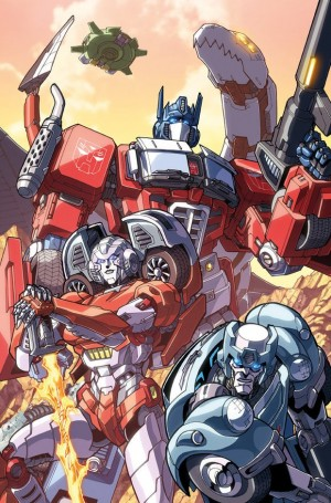 Alex Milne To Fill In For IDW Optimus Prime #4