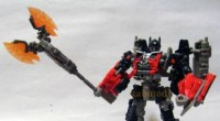 Another Version of Transformers DOTM Voyager Optimus Prime?