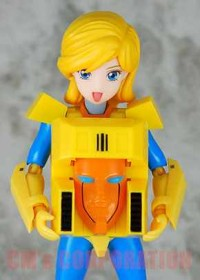 Transformers News: New Images: CM's Corp Summer Wonderfest 2012 Exclusive Minelba Special Nightbeat Redeco