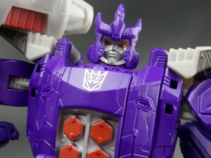 New Galleries: Titans Return Voyager Galvatron with Nucleon