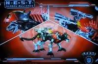 Transformers: Recon Ravage TV Commercial