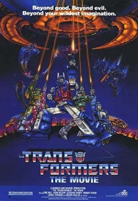 1986 Transformers The Movie Showing Near Botcon With Special Guests