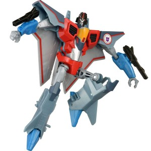 Transformers News: Takara TAV62 Deluxe Starscream Revealed for Transformers Adventure Line along with TAV 61 God Optimus Prime