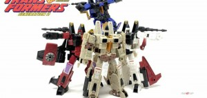 New Video Review of Transformers Selects Voyager Class G2 Sandstorm