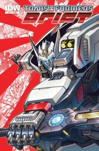 Transformers News: Transformers: Drift Issue #1 Five-Page Preview