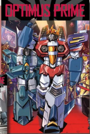 Transformers News: IDW Transformers & Hasbro Universe Comics Solicitations for February 2018 - Starscream: The Movie and More