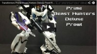 Transformers News: Beast Hunters Prowl video review by kaseycuyler