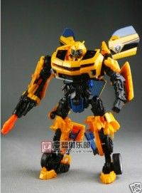 Transformers News: More Images of Revenge of the Fallen Deluxe N.E.S.T. Bumblebee