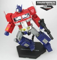 Transformers News: Asian Market Reissue of MP-10 Convoy with Bonus Figure Stand