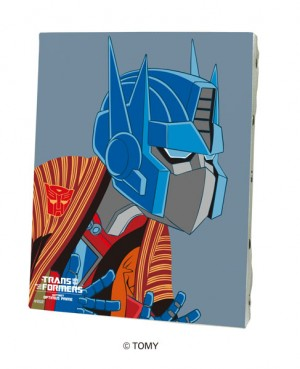 Transformers Canvas Art, Key Chains, Mirrors, and More Coming from A3