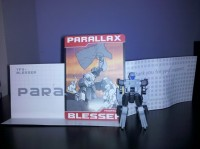 FansProject's Blesser Starting to Arrive in a Mailbox Near You