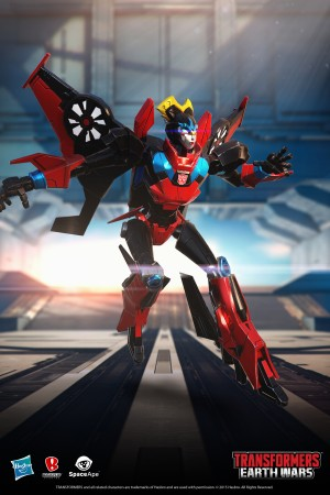 Transformers News: Character Bios - Transformers: Earth Wars Windblade