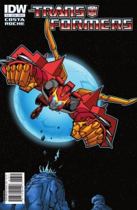 Review of Transformers Ongoing #13 With Spoilers!