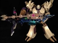 Transformers News: Video Review: Takara Tomy Transformers Prime Arms Micron AMW-14 Gravity Planet Bowgun