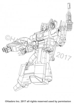 Transformers News: More Transformers Combiner Wars Packaging Art by Ken Christiansen: Alpha Bravo, Sky Dive