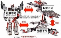 Transformers News: New Details on Takara Tomy Transformers Generations TG23 Metroplex