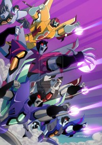 Transformers News: Marcelo Matere Shares Botcon 2011 Animated Seekers and Wingblade Optimus Prime Prints
