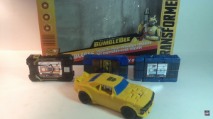 Video Review of Transformers Bumblebee Movie Target Exclusive Cassette Pack #JoinTheBuzz