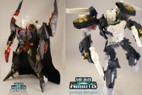 Transformers News: Headrobots: Next Generation. Darksol + Savant + Courageous
