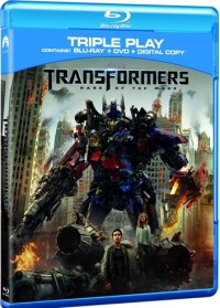 Possible Transformers Dark of the Moon DVD and Blu-ray Cover Art