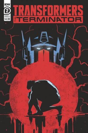 IDW Transformers Comics April 2020 Solicitations