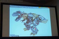 Transformers News: SDCC 2012 Coverage: Hasbro Panel Gallery!