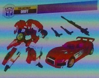 TFCC Exclusive Shattered Glass Drift to Include Both Guns and Swords