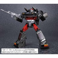 Transformers News: Amazon Japan Reveals Takara Tomy Transformers Masterpiece MP-17 Prowl and MP-18 Bluestreak Exclusive Accessories