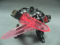 Transformers News: RobotKingdom News: Updated Pictures for United Darkside Optimus Prime with PE-03 / 04 & TAW-01B.