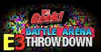 Transformers: Fall of Cybertron Grimlock Advances to MTV Geek! Battle Arena Throwdown Final Four