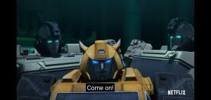 Brand New Trailer For Netflix Transformers War for Cybertron Trilogy Earthrise Cartoon