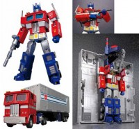 Transformers News: Transformers Masterpiece MP-04 re-release in October 2009