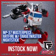 TFsource News! MP-37 Artfire, GT Gravity Builder, LG-EX God Ginrai, FansToys Restock & More!