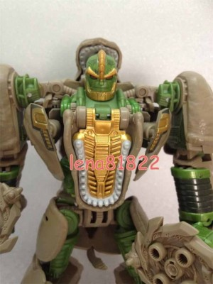 Transformers News: In-Hand Images: Transformers Generations Voyagers Rhinox and Doubledealer