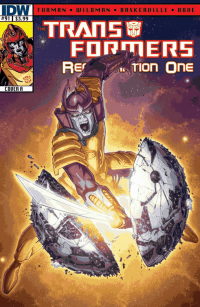 Transformers News: Transformers: Regeneration One #91 - Creator Commentary
