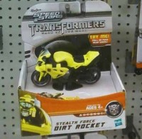 Speed Stars Dirt Rocket Spotted at Retail