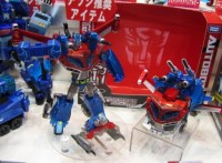 Transformers News: New Image of Takara Animated Wingblade Optimus Prime