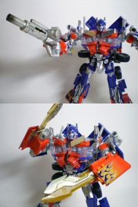 Leader Buster Optimus Prime Images: Packaging and Figure