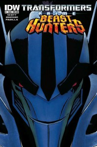 Transformers News: Sneak Peek - Transformers: Beast Hunters #1