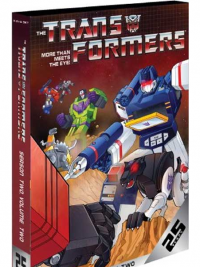 Transformers News: SHOUT!'s G1 Transformers Season 2 Volume 2 Release Date Information
