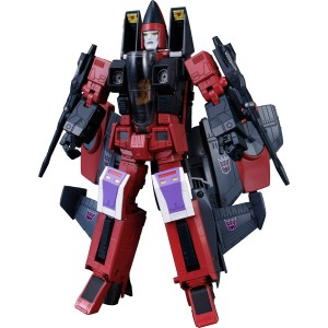 Official Images of Masterpiece Thrust