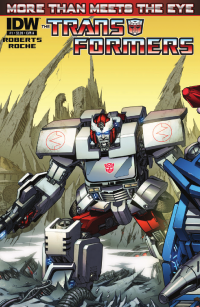 Transformers News: IDW's Transformers: More Than Meets The Eye #1 Seven Page Preview