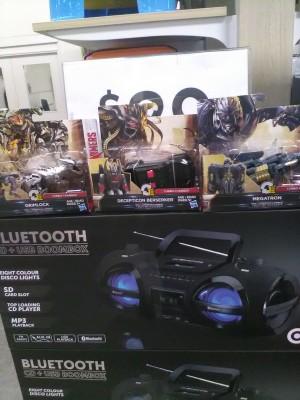 Transformers News: Transformers: The Last Knight One Step Berserker, Megatron, and Grimlock Found at Australian Retail